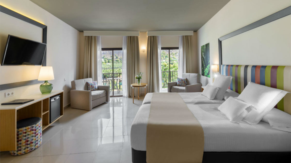 HOTEL GRAN REY. LA GOMERA